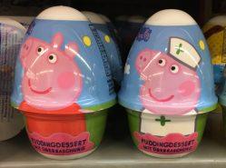 Piggeldi Puddingdessert mit Überraschung