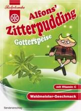 Rolplombe Götterspeise Alfons-Zitterpudding-Waldmeister