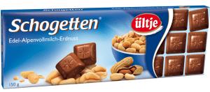Schogetten Ültje Alpenvollmilch-Erdnuss