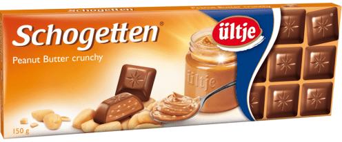 Schogetten Ültje Peanutbutter crunchy