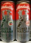 Almdudler Mate+Guarana Almdudler Ingwer+Matcha