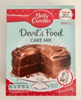 Betty Crocker Devil's Food Backmischung