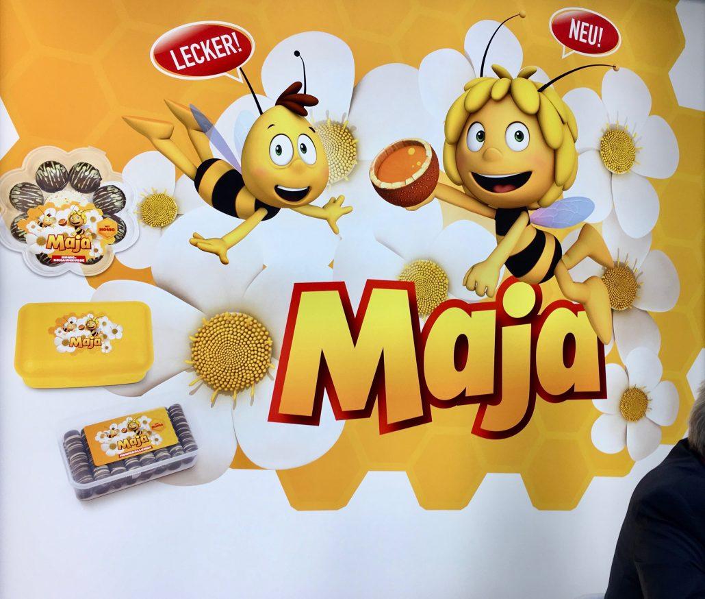 Biene Maja Lizenz Süßwaren
