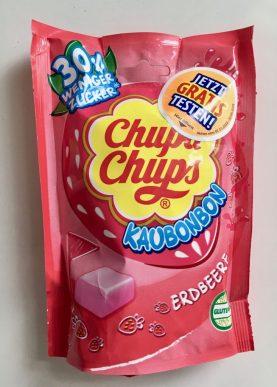 Chupachups Kaubonbon Gratis 30% weniger Zucker