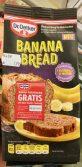Dr. Oetker Banana Bread Gratis Fototasse Aktion