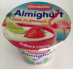 Ehrmann Almigurt Pink Flamingo