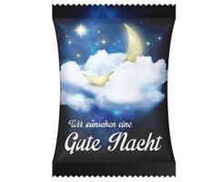 Gute Nacht-Fruchtgummi