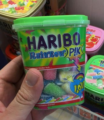 Haribo Carpack Rainbow Pik