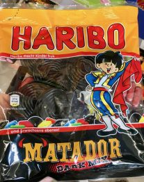 Haribo Matador Dark Mix Lakritz