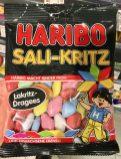 Haribo Sali-Kritz Lakritz-Dragees