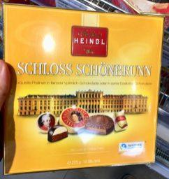 Heindl Schloss Schönbrunn