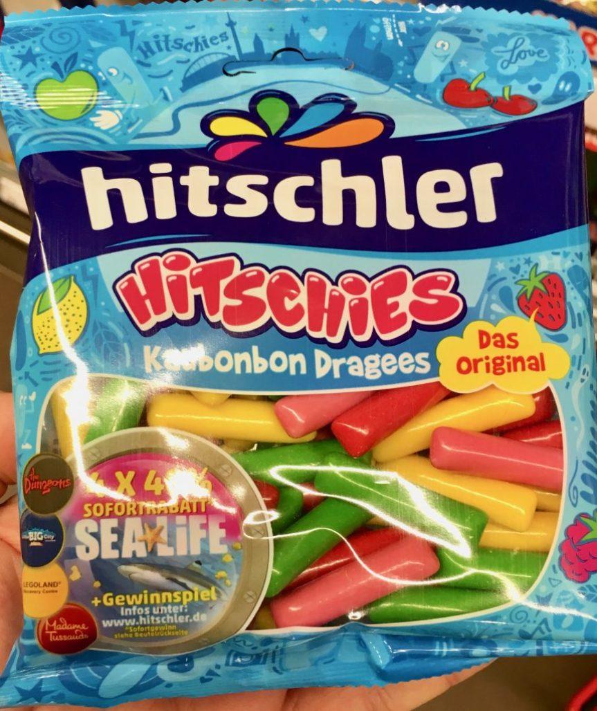 On-Product-Advertising: Immer mehr Werbung auf verpackten Süßigkeiten