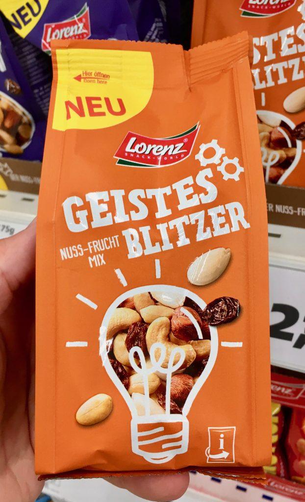 Lorenz Geistes-Blitzer Nuss-Frucht-Mix