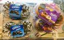 Süße Marken-Backwaren Milka Oreo Donuts Teilgwaren Frischboxen