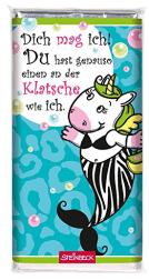 Steinbeck Schokolade Geschenk Meerjungfrau