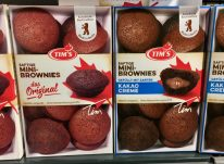 Tims Mini-Brownies Das Original
