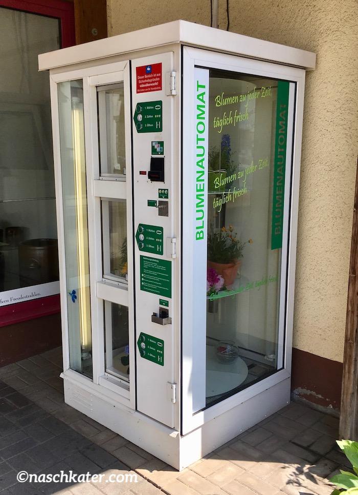 Bad Liebenstein Blumenautomat