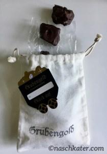 Schokoladenmanufaktur Angela Sukowski Chococrossis Schokolade Grubengold