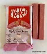 Nestle KitKat Ruby cacoa Beans