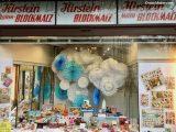 Süßes Eck Wien Austria Schaufenster groß Kirstein Blockmalz
