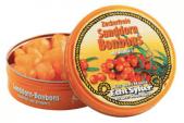 Echt Sylter Zuckerfreie Sanddorn-Bonbons