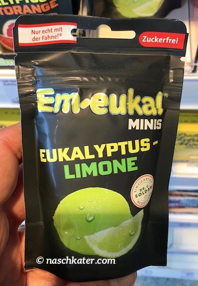 Em-eukal Minis Eukalyptus-Limone