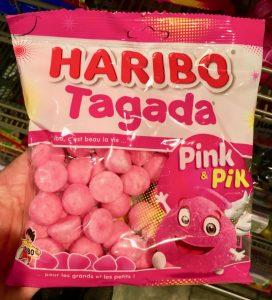 Haribo France Tagada Pink Pik