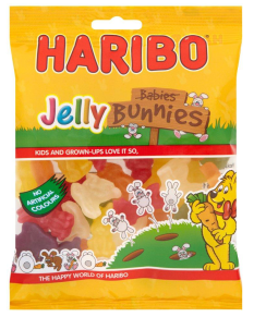 Haribo Jelly Babies Bunnies