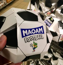 Haribo Maoam Football