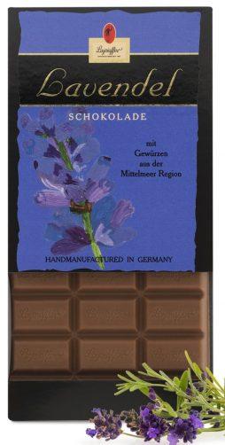 Leysieffer Lavendel Schokolade