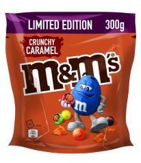 M+M Crunchy Caramel Karamell