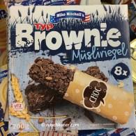 Penny Mike Mitchells Müsliriegel Typ Brownie