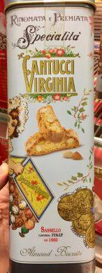 Sasello Italy Rinomata e premiata Cantucci Virginia