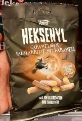 Toms Hekshyl Carameldrop Salzlakritz mit Karamell