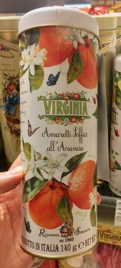 Virginia Amarettini mit orange