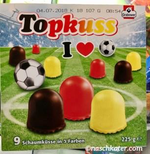 Grabower Topkuss Deutschland Fußball-WM