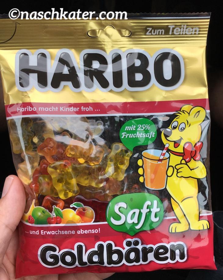 Haribo Saft-Goldbären