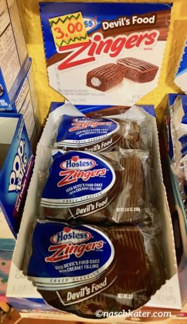 Hostess Zingers Schoko