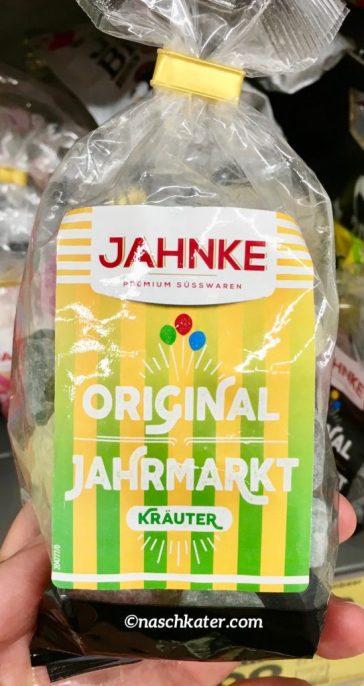 Jahnke Original Jahrmarkt-Bonbons Kräuter