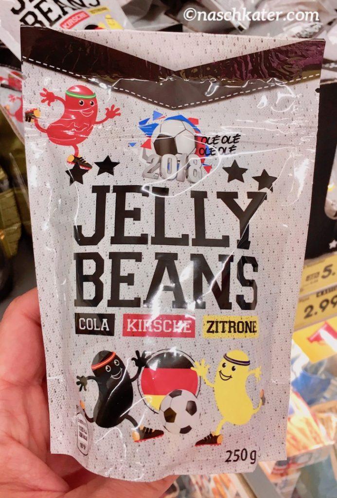Jelly Beans Cola Kirsche Zitrone Fußball-WM