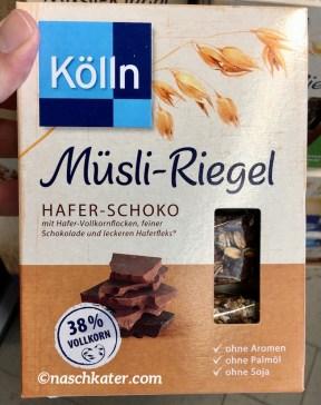 Kölln Müsliriegel Hafer-Schoko