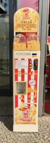 Popcorn-Automat Berlin-Alexanderplatz