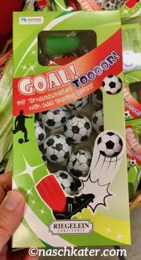 Riegelein Confiserie Goal! Toooor! Schokoladenbälle Fußball-WM 2018