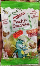 Tabaluga Fructhdrachen Birne