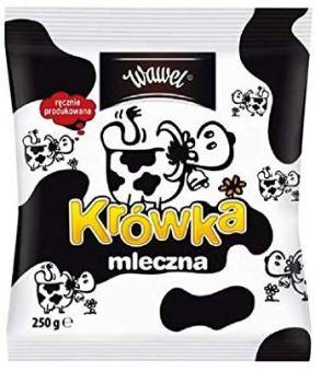 Wawel Krowka Mieczna Beutel Karamellbonbon