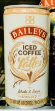 Baileys Iced Coffee Latte Dose