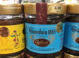 Caffarel Gianduia 1865 Aufstrich