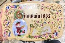 Caffarel Gianduia Nougat 1865 Schmuckdose