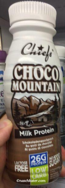 Chiefs Choco Mountain Mlk Protein