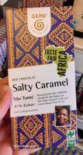 Gepa Salty Caramel Bioschokoladen 41% Kakao